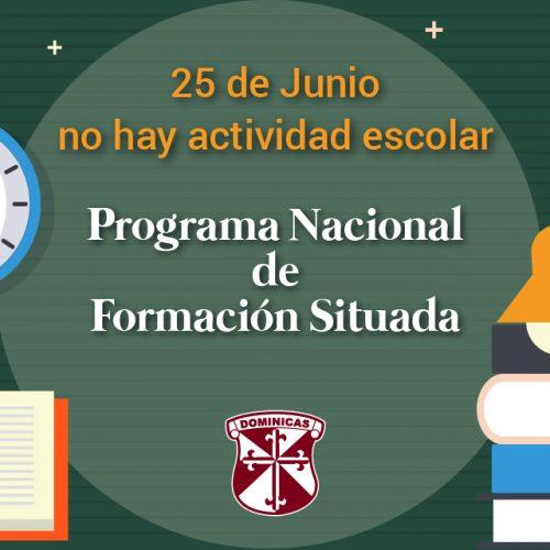 Programa Nacional de Formación Situada