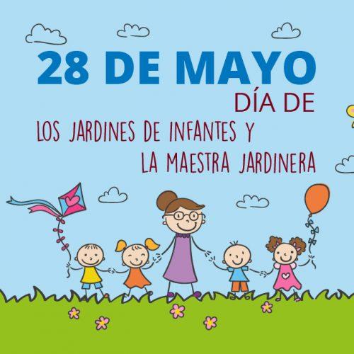 Día de los Jardines de Infantes y el Día de la Maestra Jardinera