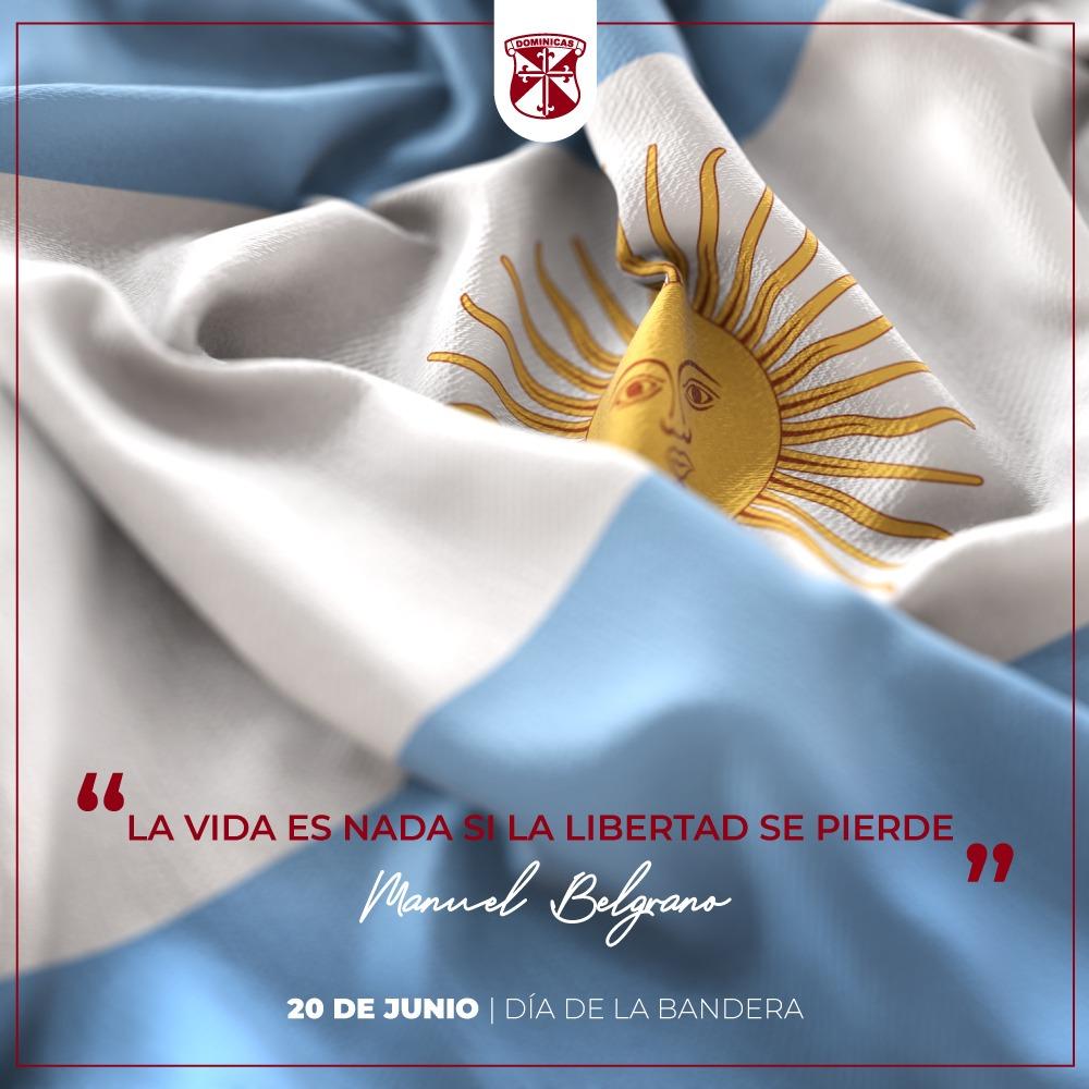 ¡Feliz día de la Bandera!