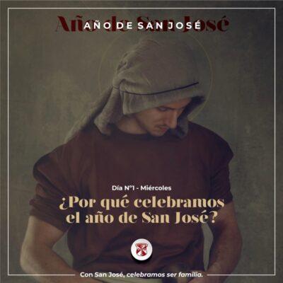 ¿Por qué celebramos el Año de San José?